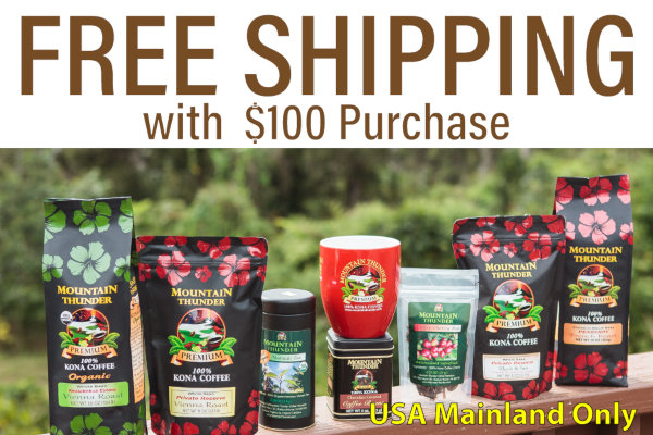 Free shipping on when you purchase $100 or more