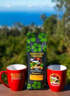 organic kealakekua estate coffee 8 oz